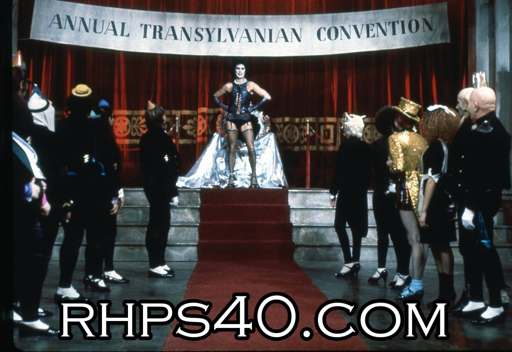 Tickets for RHPS40 Convention Tomorrow!
