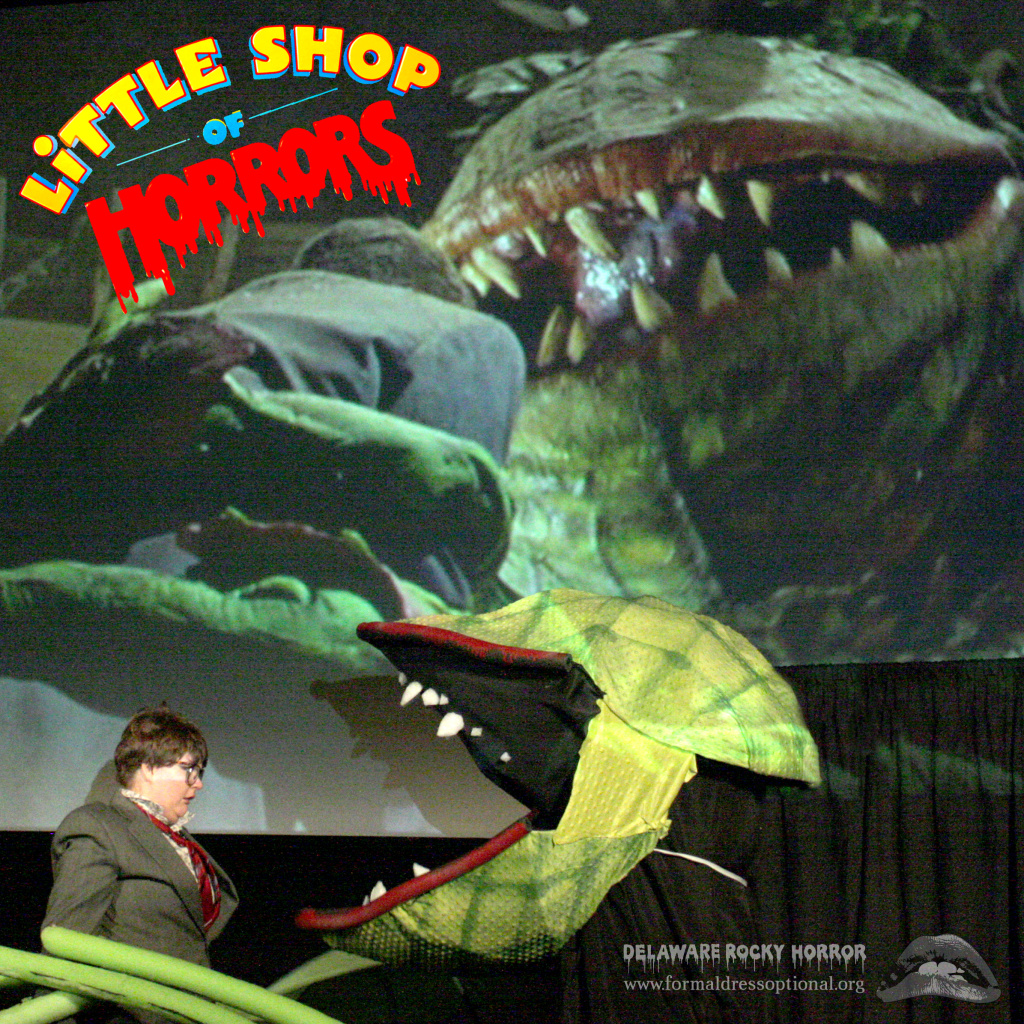 Little Shop of Horrors – Saturday, April 11 at Midnight