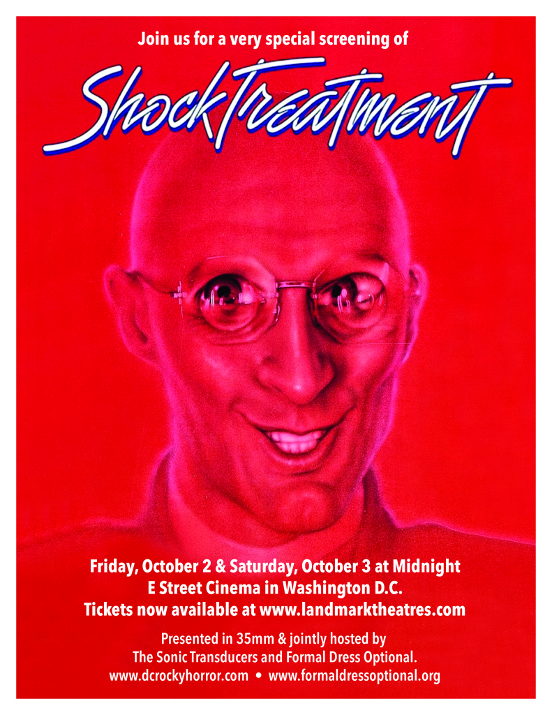 Shock Treatment this Weekend!