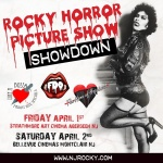 Rocky Horror Showdown This Weekend!