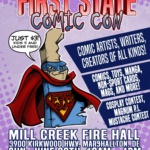 First State Comic Con this Sunday!
