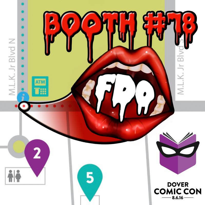 Dover Comic Con and Delaware Pride, Tomorrow!